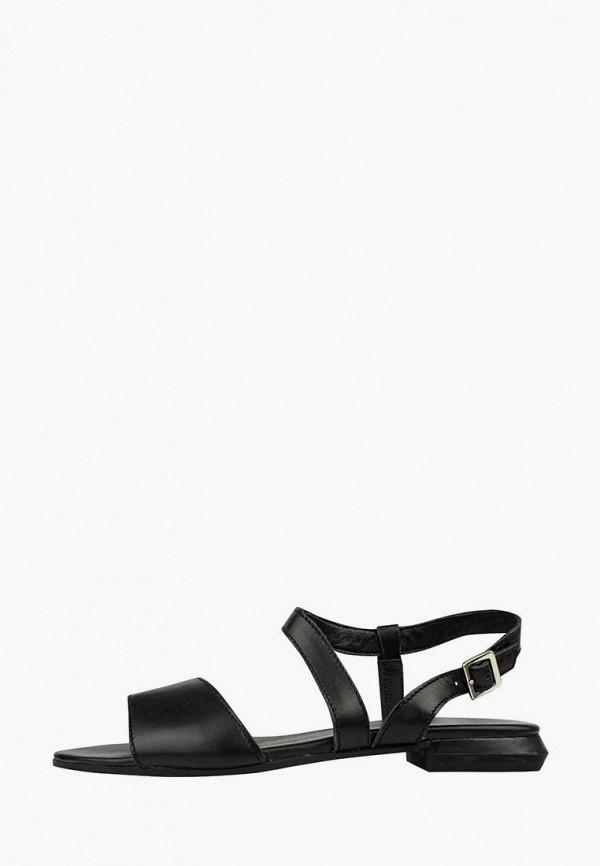женские сандалии viscala, черные