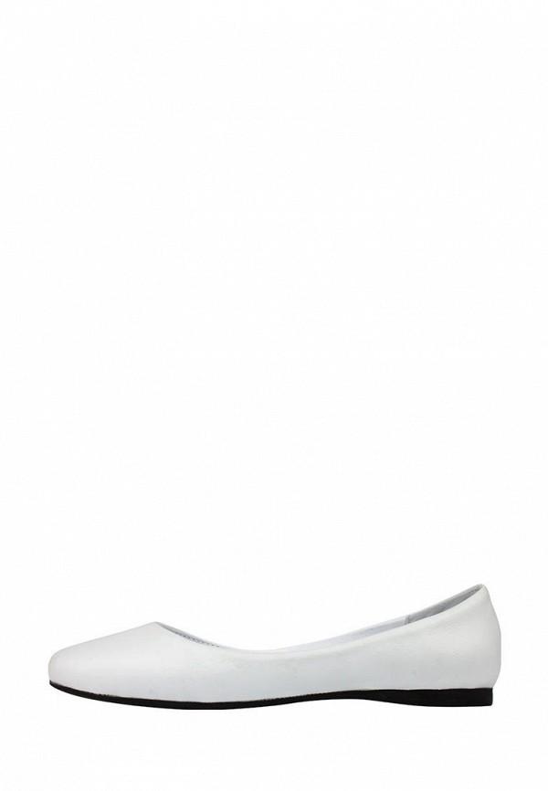 Балетки Viscala, Белый, Viscala MP002XW08DNJ
