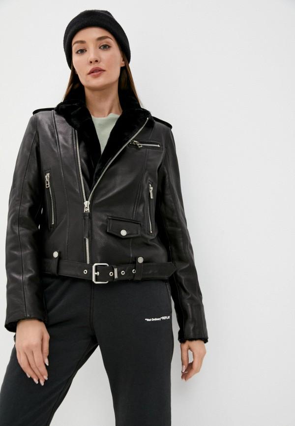 Куртка кожаная Angelo Bonetti MP002XW08DOGR4850 фото