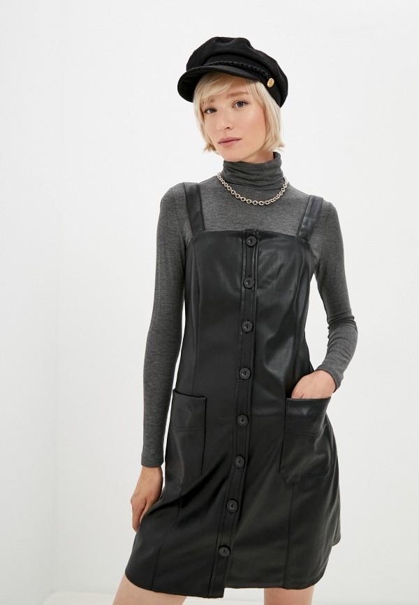 Платье O'stin черного цвета