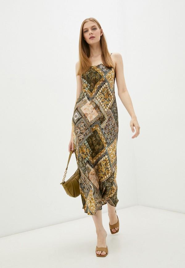 Платье Intimissimi разноцветного цвета
