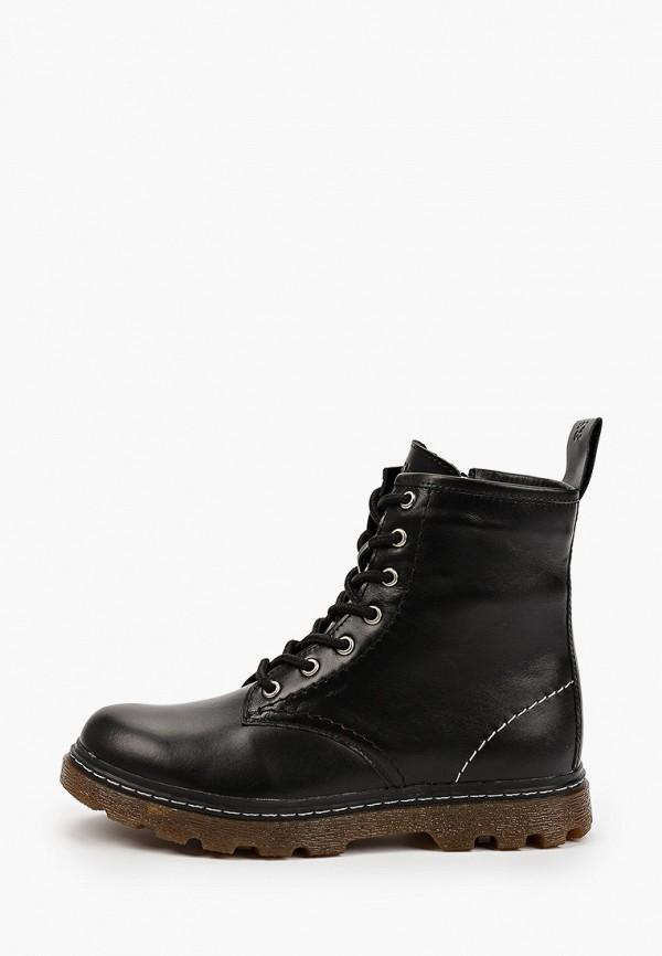 Ботинки Shoiberg черного цвета