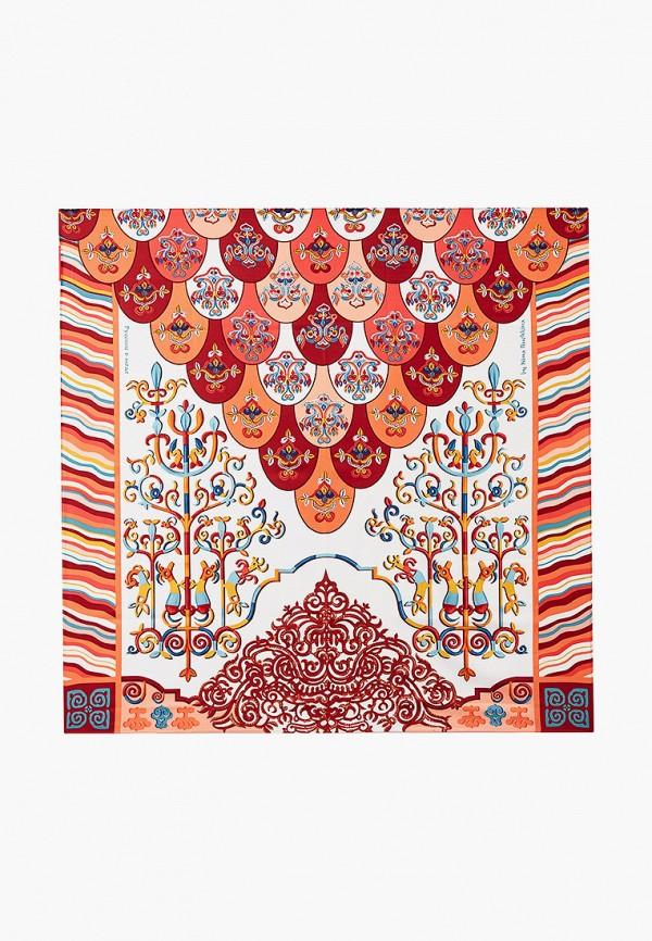 женский платок русские в моде, разноцветный