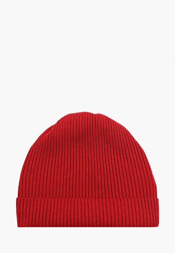 женская шапка ksi ksi, бордовая