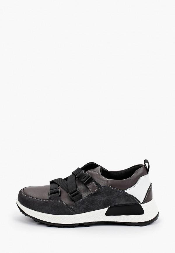 женские низкие кроссовки quattrocomforto, коричневые