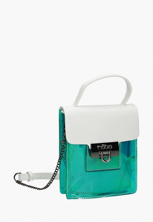 женская сумка nobo, зеленая
