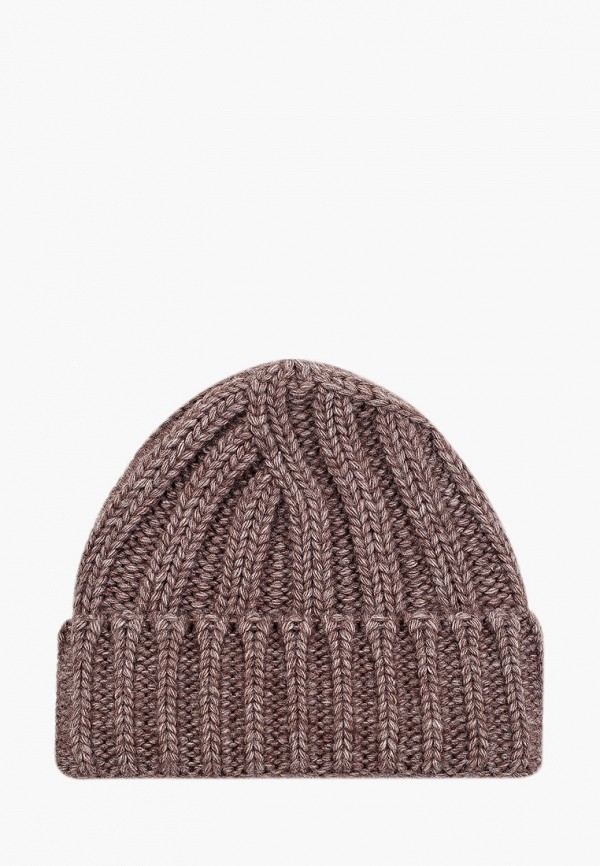 женская шапка ruxara, коричневая