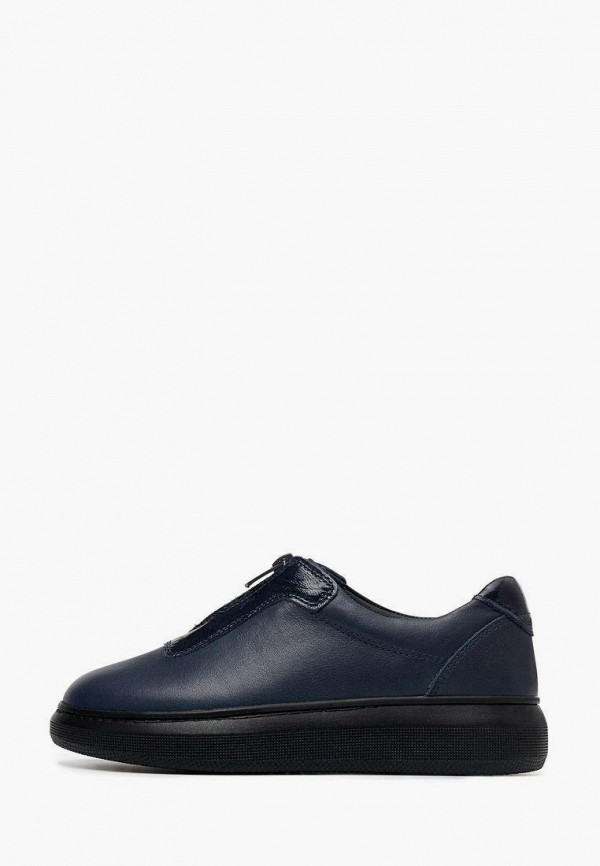 женские низкие ботинки alessio nesca, синие