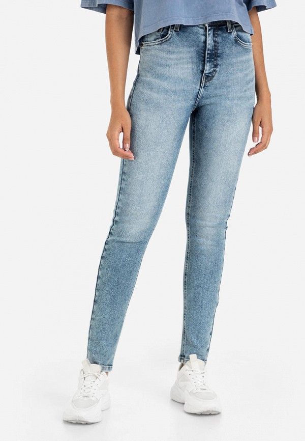Джинсы Gloria Jeans голубого цвета