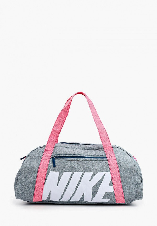 женская сумка nike, серая