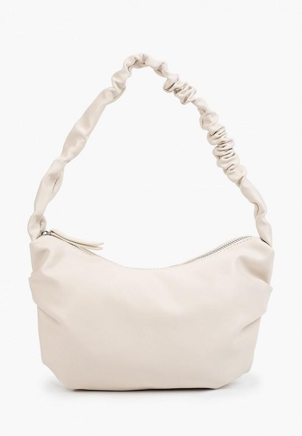 женская сумка через плечо love republic, белая