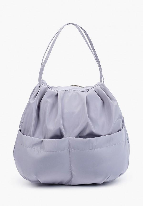женская сумка с ручками rosedena, голубая