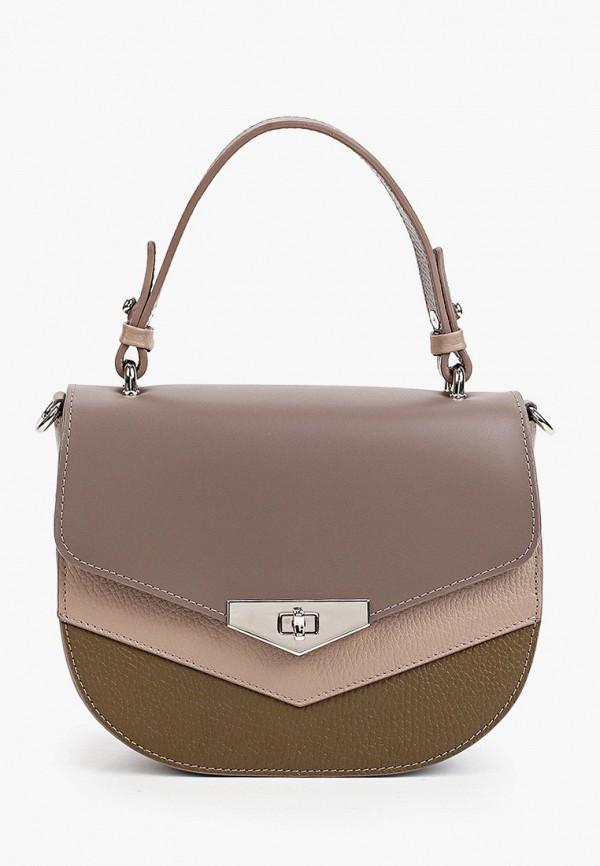 женская сумка-кроссбоди afina, разноцветная