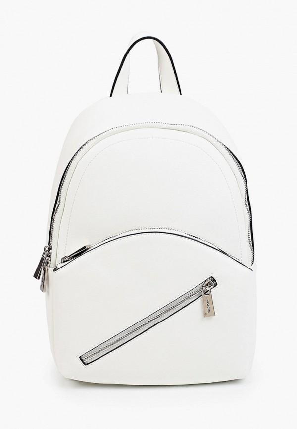 женский рюкзак mascotte, белый