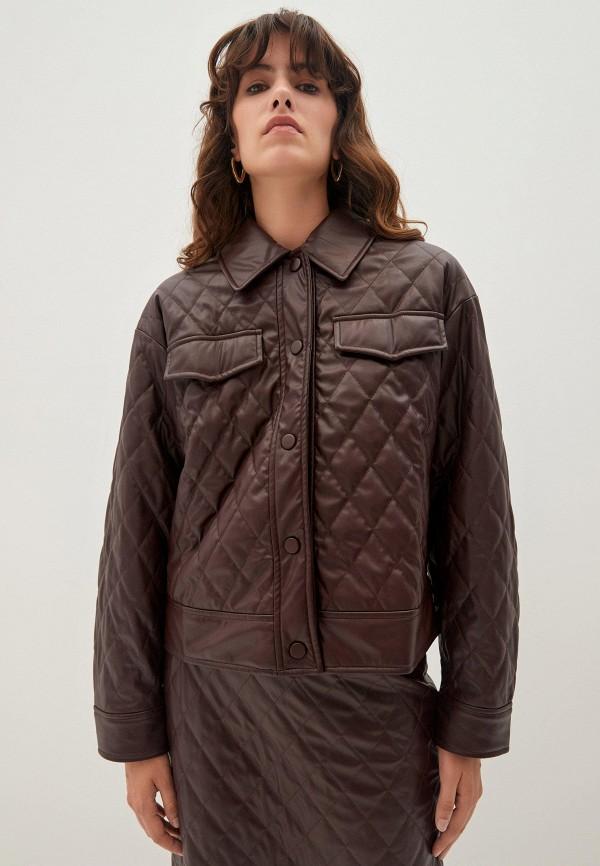 Куртка утепленная Zarina MP002XW08JYBR400 фото