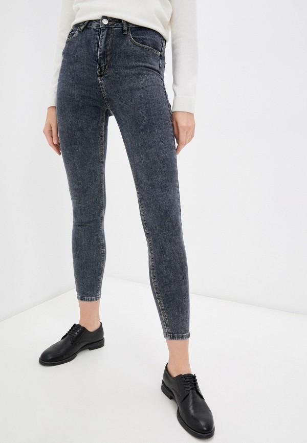 женские джинсы скинни vitacci, синие