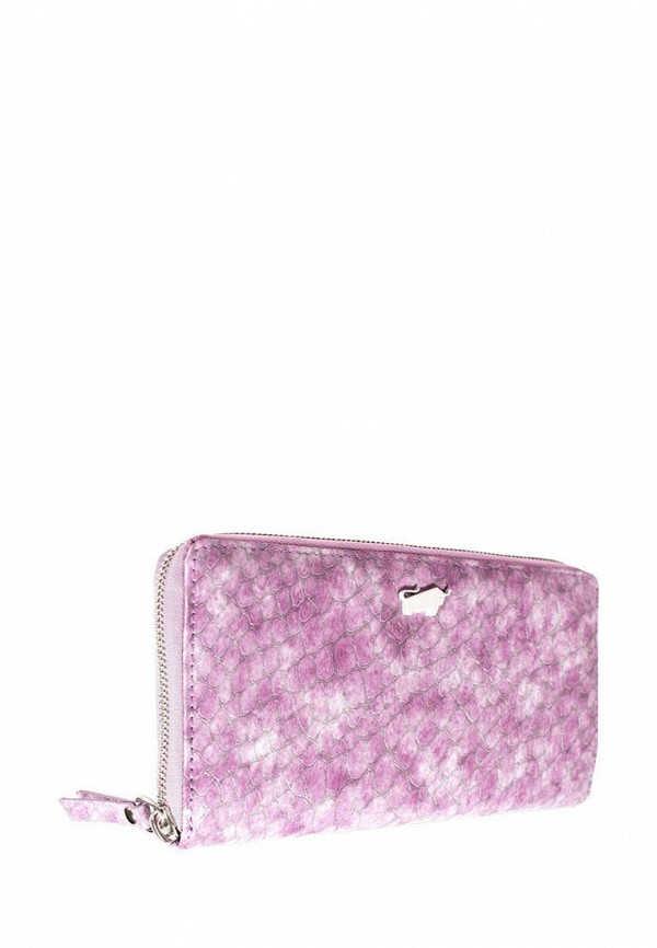 женский кошелёк braun bueffel, фиолетовый