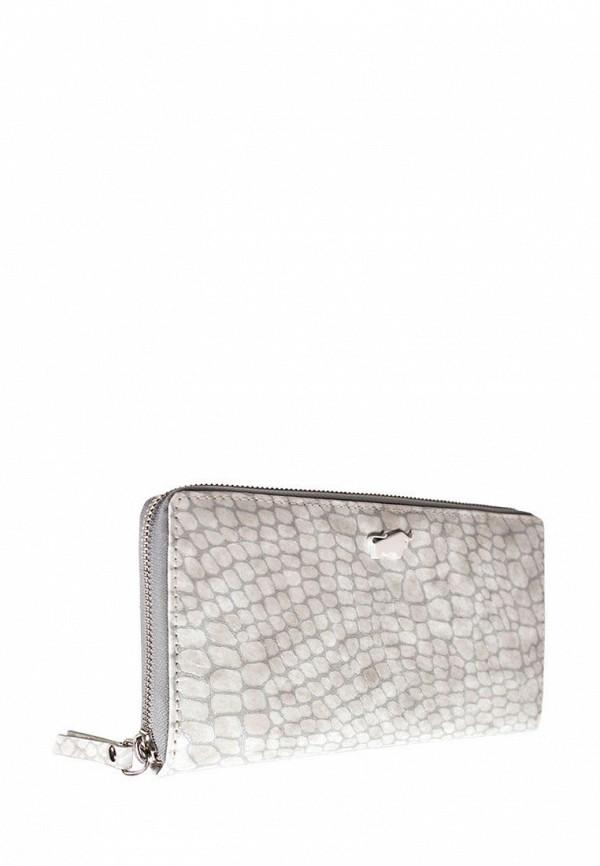 женский кошелёк braun bueffel, серый