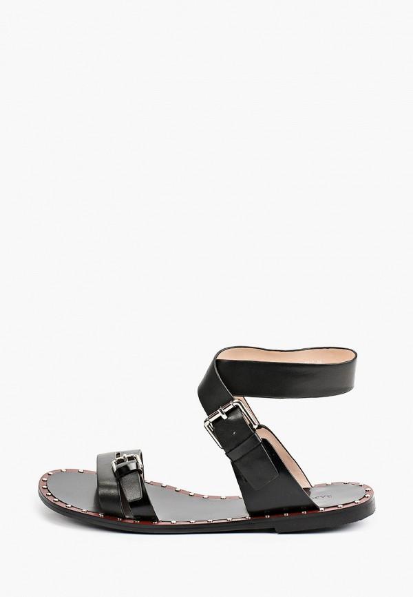 женские сандалии basconi, черные