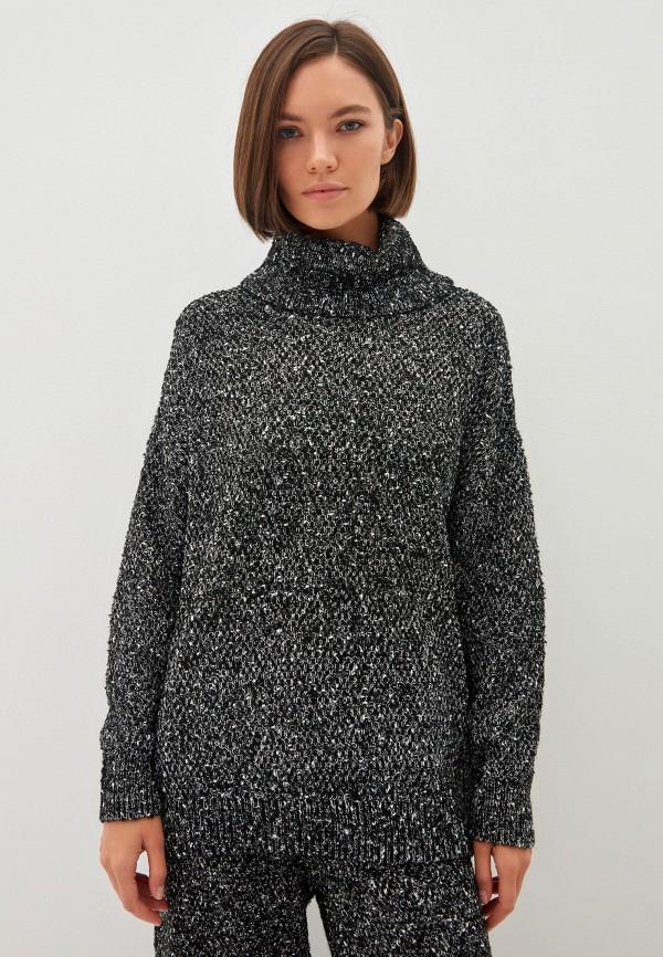 женский свитер zarina, черный