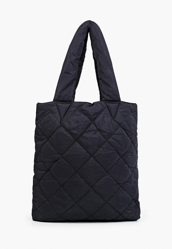 женская сумка-шоперы incity, черная