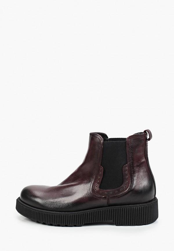 женские ботинки-челси rococo', фиолетовые