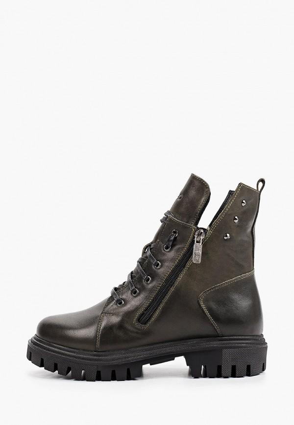 женские высокие ботинки nexpero, хаки