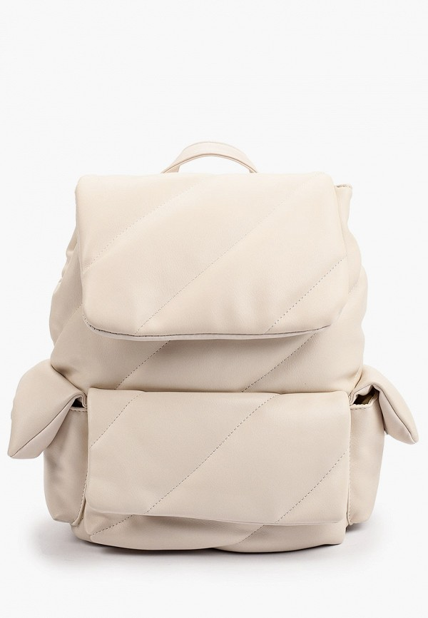 женский рюкзак befree, бежевый