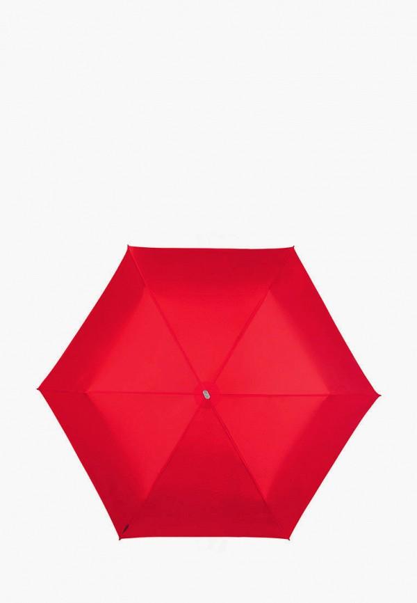 женский складные зонт samsonite, красный