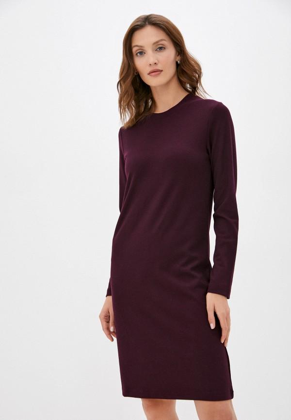женское платье-свитеры baon, фиолетовое