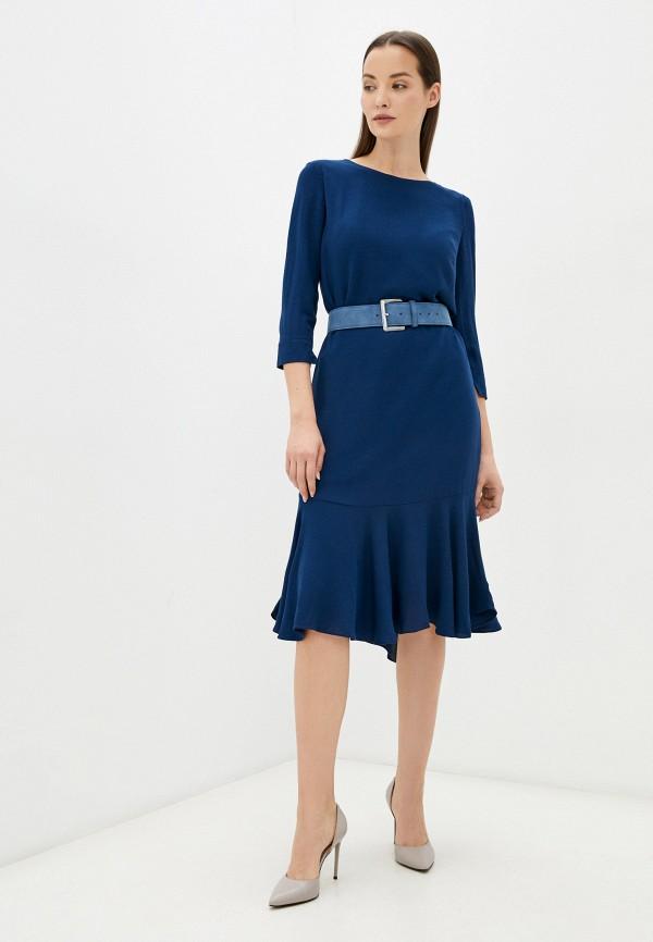 женское повседневные платье sabrina scala, синее