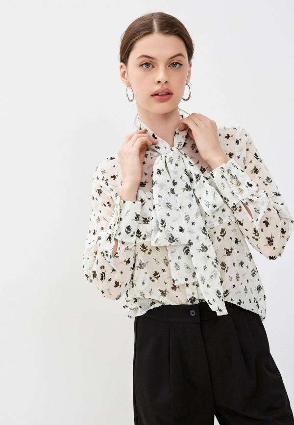 женская блузка belucci, белая