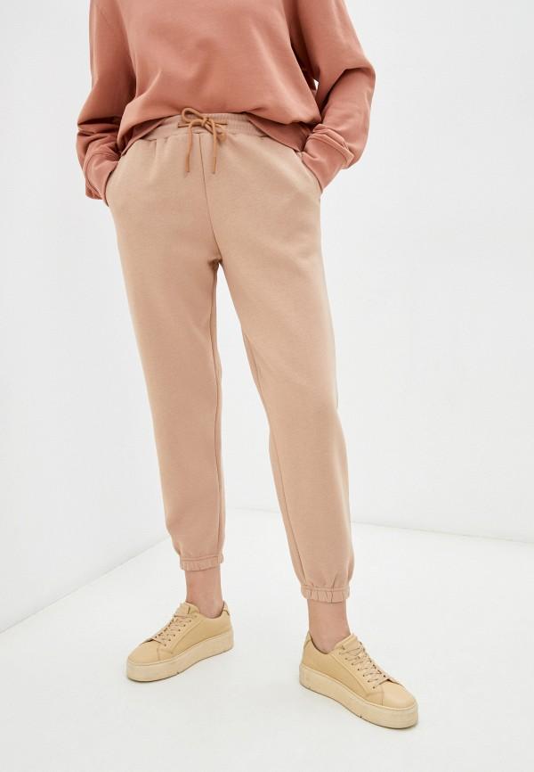 женские спортивные брюки belucci, бежевые