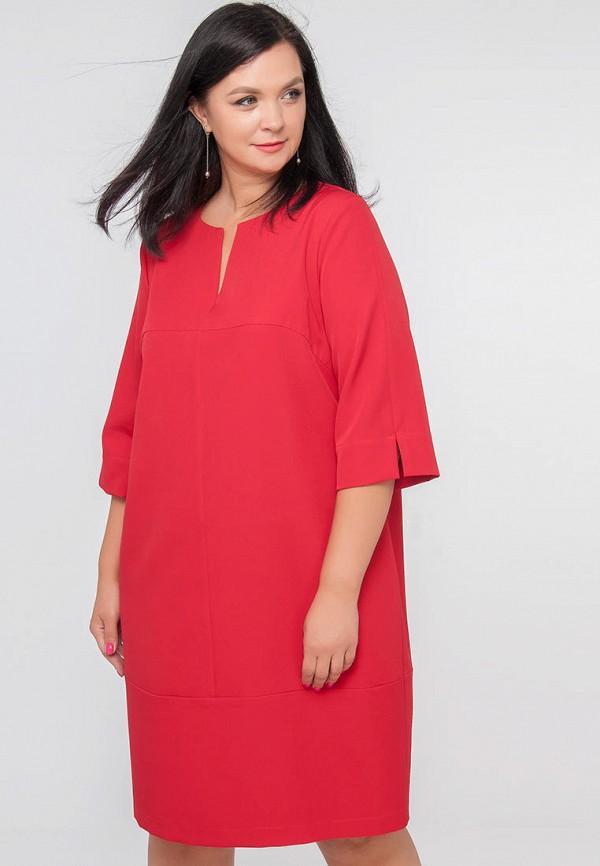 Платье Limonti красного цвета