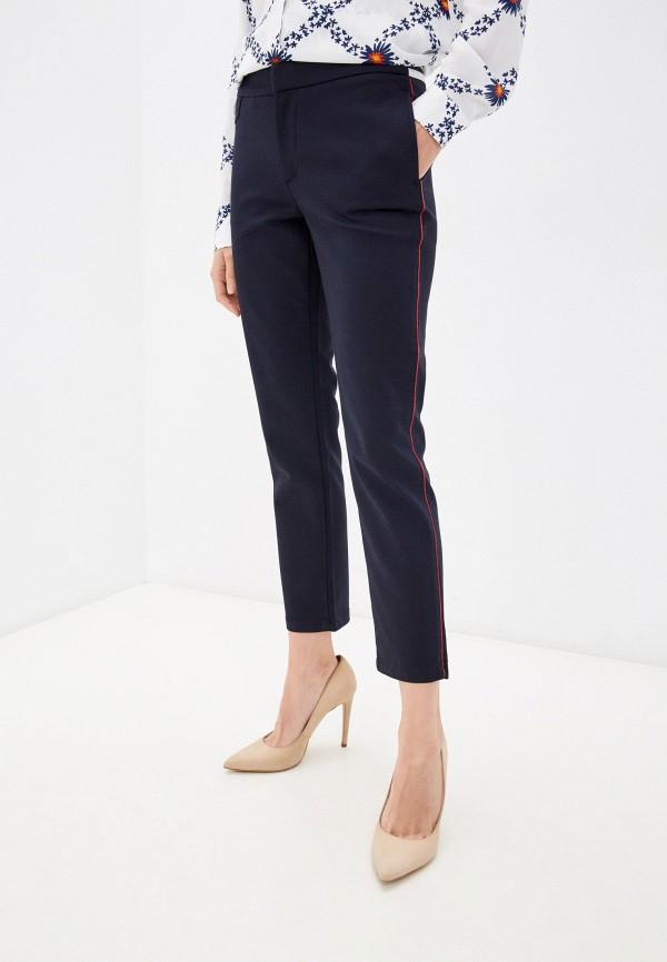 женские повседневные брюки u.s. polo assn, синие