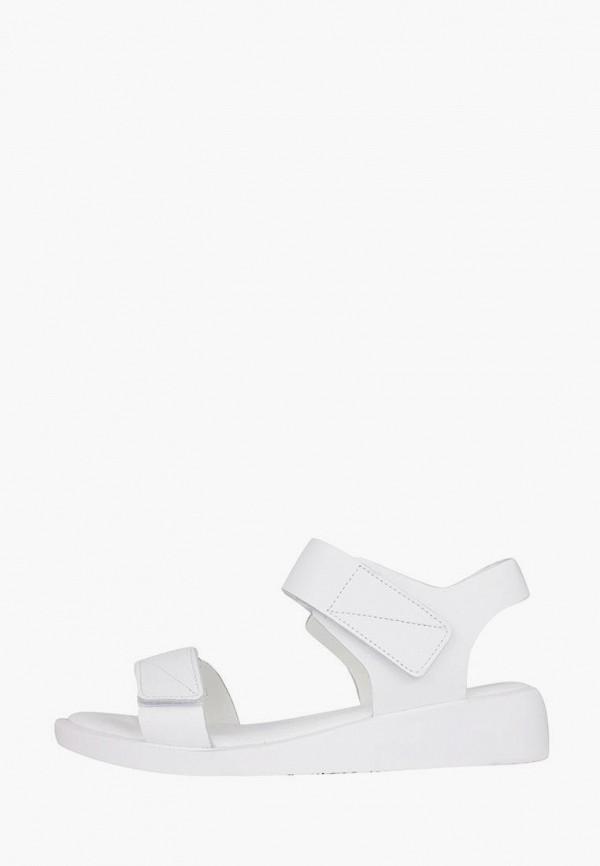 женские сандалии grani, белые