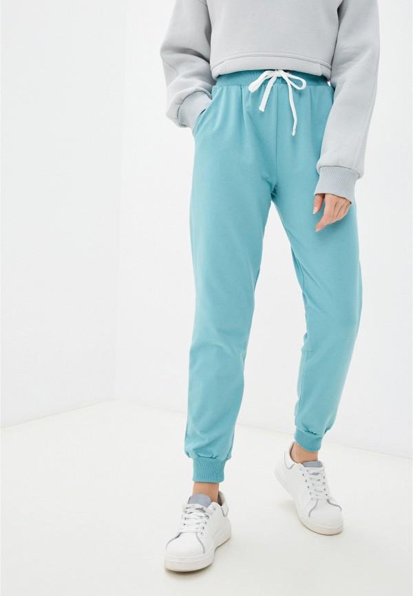 женские спортивные брюки eva cambru, бирюзовые