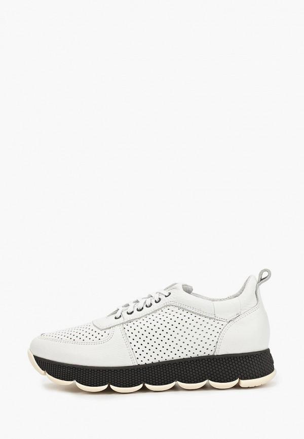 женские низкие кроссовки enzo logana, белые