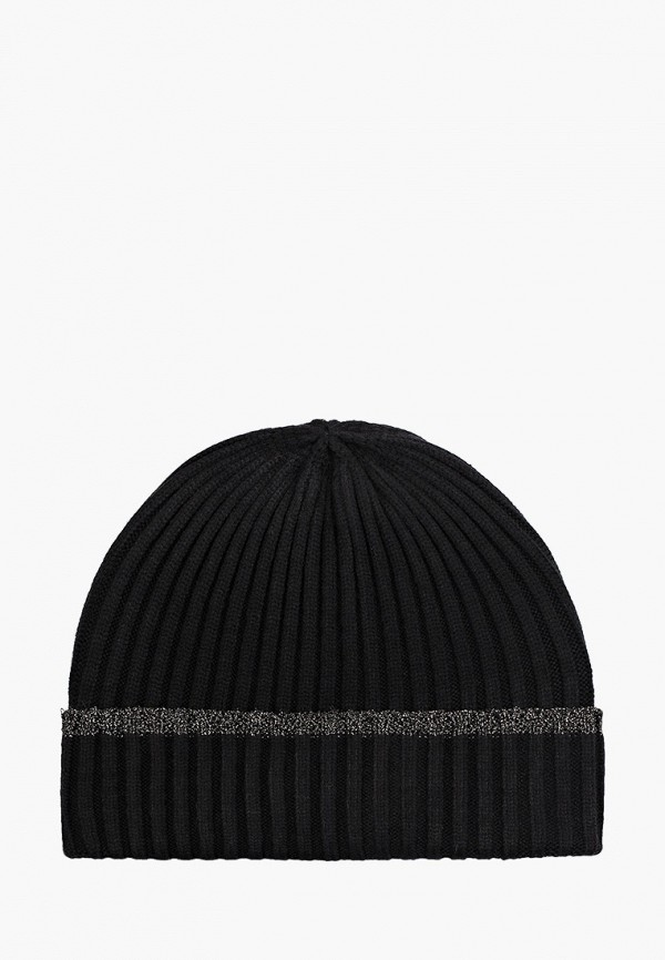 женская шапка love republic, черная