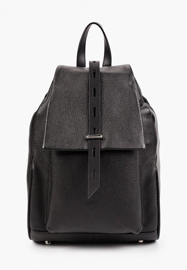 женский рюкзак alla pugachova, черный