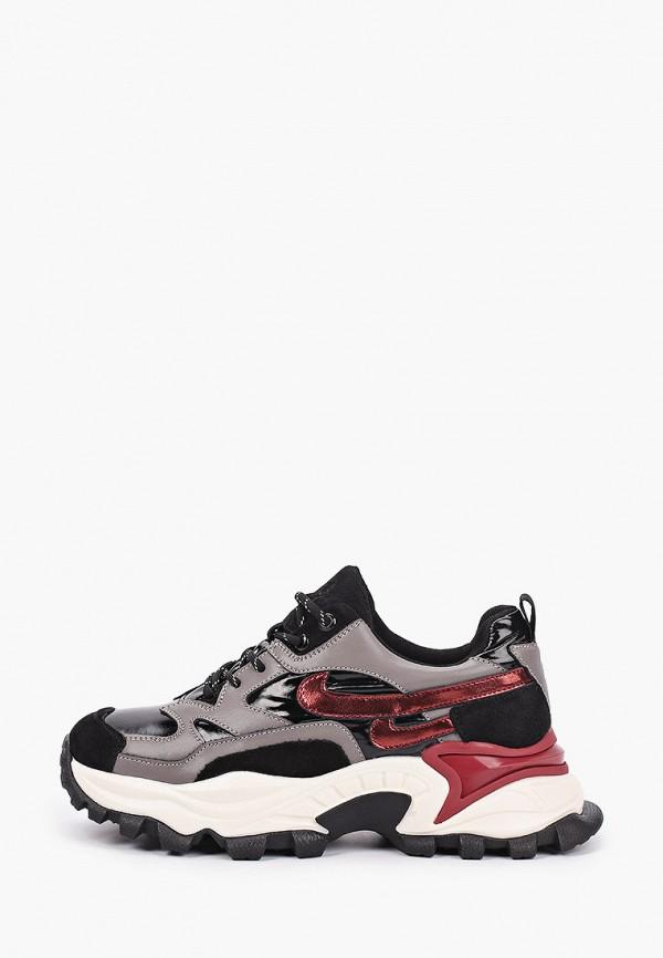 женские низкие кроссовки o2 live, серые