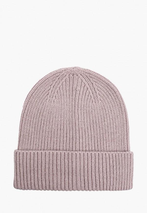 женская шапка love republic, розовая