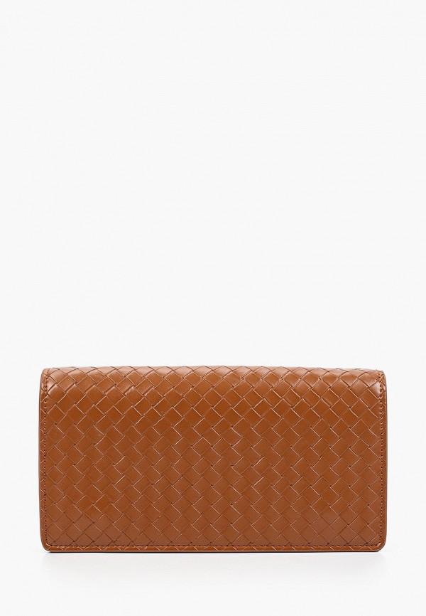 женская сумка через плечо vitacci, коричневая