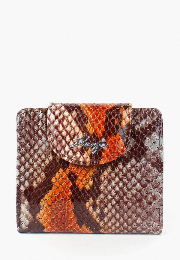 женский кошелёк karya, разноцветный