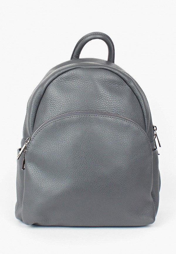 женский рюкзак bella bertucci, серый