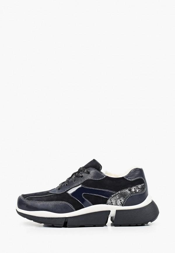 женские низкие кроссовки valley, синие