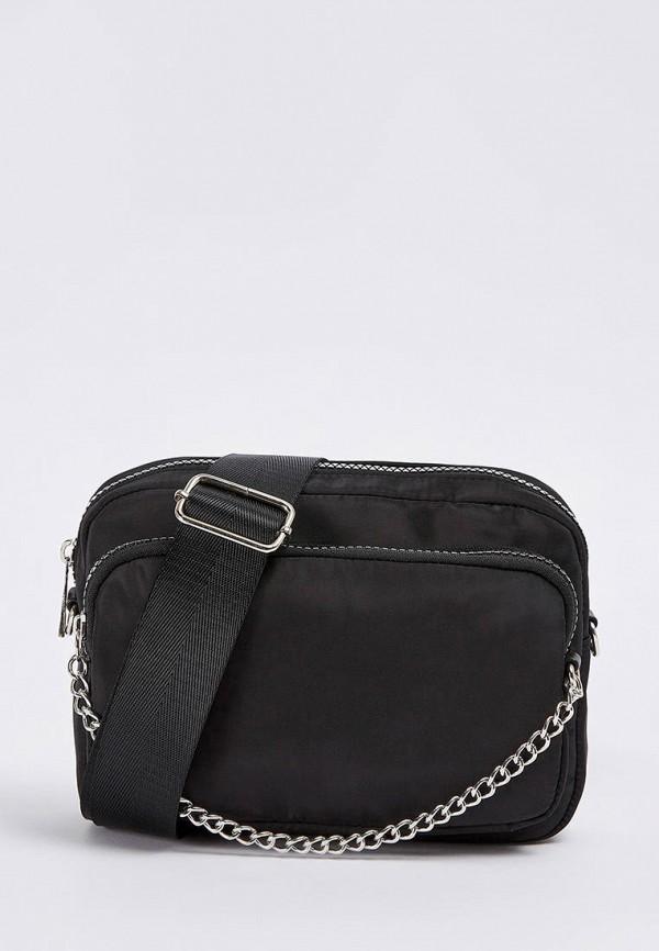 женская сумка terranova, черная