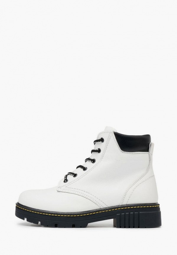 женские высокие ботинки alessio nesca, белые