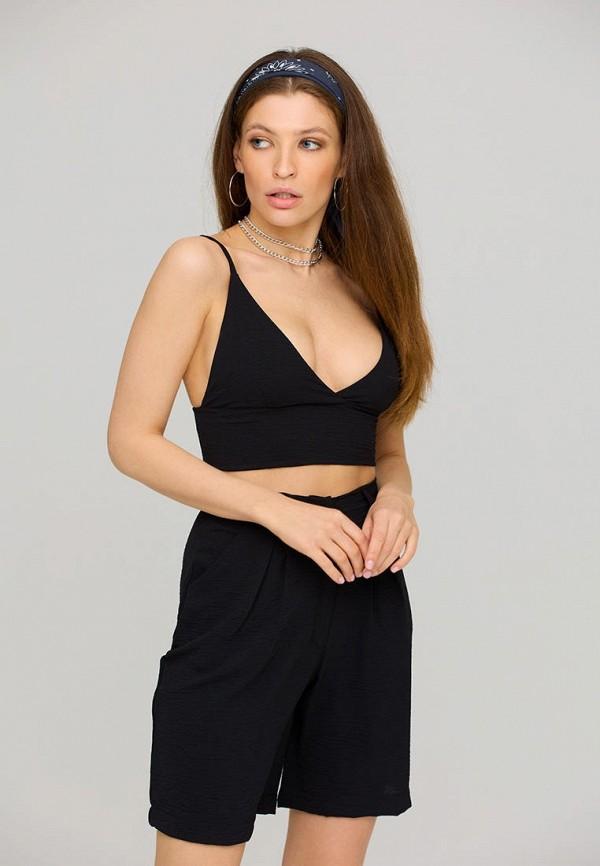 женский костюм karree, черный