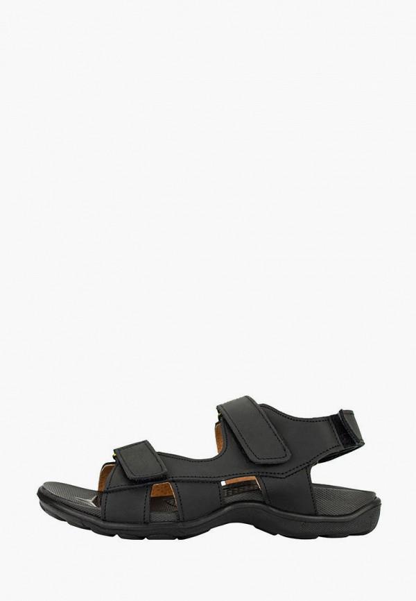 женские сандалии cliford, черные
